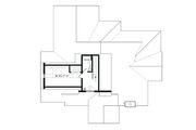 Traditional Style House Plan - 3 Beds 3 Baths 2398 Sq/Ft Plan #23-2303 Floor Plan - Upper Floor Plan