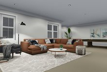 House Plan Design - Ranch Interior - Other Plan #1060-30