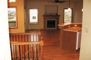 Country Style House Plan - 3 Beds 2 Baths 1333 Sq/Ft Plan #20-2226 Interior - Family Room