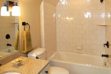 European Interior - Master Bathroom Plan #928-28