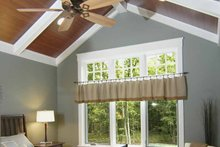 House Plan Design - Bungalow Interior - Master Bedroom Plan #928-169