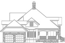 Country Exterior - Other Elevation Plan #930-240