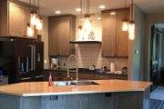 Craftsman Style House Plan - 3 Beds 2.5 Baths 2233 Sq/Ft Plan #48-639 Interior - Kitchen