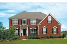 House Plan Design - Classical Exterior - Front Elevation Plan #927-60