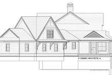 Home Plan - Country Exterior - Other Elevation Plan #928-294