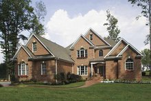 Architectural House Design - Traditional Exterior - Front Elevation Plan #929-799