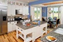 Country Interior - Kitchen Plan #929-694