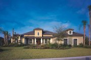 Country Style House Plan - 3 Beds 3.5 Baths 3553 Sq/Ft Plan #930-96