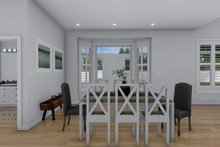 Craftsman Interior - Dining Room Plan #1060-53