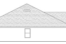 Dream House Plan - Traditional Exterior - Other Elevation Plan #1058-120