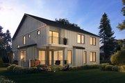 Craftsman Style House Plan - 5 Beds 3 Baths 2641 Sq/Ft Plan #1066-114