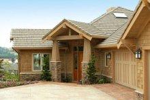Craftsman Exterior - Other Elevation Plan #48-432