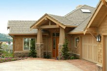 Dream House Plan - Craftsman Exterior - Other Elevation Plan #48-432