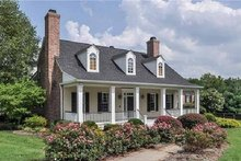 Dream House Plan - Southern Exterior - Front Elevation Plan #137-140