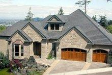 Dream House Plan - European Photo Plan #48-133