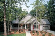 Country Style House Plan - 3 Beds 2 Baths 1787 Sq/Ft Plan #929-242 Exterior - Front Elevation