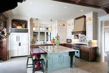 Craftsman Interior - Kitchen Plan #928-32