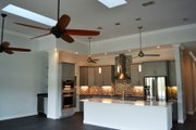 Colonial Style House Plan - 3 Beds 3 Baths 2562 Sq/Ft Plan #1058-148 Interior - Kitchen