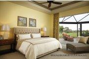 Mediterranean Style House Plan - 3 Beds 4.5 Baths 3371 Sq/Ft Plan #930-456 Interior - Master Bedroom