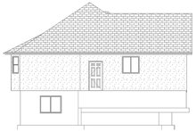 Ranch Exterior - Other Elevation Plan #1060-35