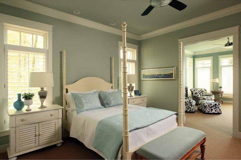 Craftsman Interior - Master Bedroom Plan #928-175 - Houseplans.com