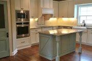 Farmhouse Style House Plan - 4 Beds 3.5 Baths 2529 Sq/Ft Plan #437-78 Interior - Kitchen