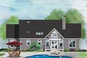 Craftsman Style House Plan - 3 Beds 2 Baths 1720 Sq/Ft Plan #929-1125