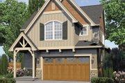 Craftsman Style House Plan - 3 Beds 2.5 Baths 1725 Sq/Ft Plan #48-552