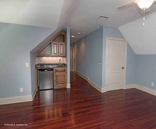 Dream House Plan - Traditional Floor Plan - Other Floor Plan #929-874