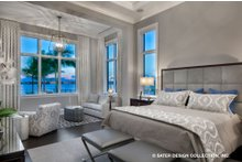 Architectural House Design - Contemporary Interior - Master Bedroom Plan #930-513
