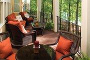 European Style House Plan - 3 Beds 3.5 Baths 3874 Sq/Ft Plan #929-929 Exterior - Outdoor Living