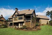 European Style House Plan - 4 Beds 4 Baths 2263 Sq/Ft Plan #929-891