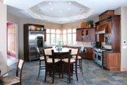 Prairie Style House Plan - 4 Beds 4 Baths 8077 Sq/Ft Plan #928-62 Interior - Kitchen