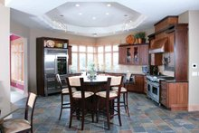 Architectural House Design - Prairie Interior - Kitchen Plan #928-62
