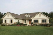 Craftsman Style House Plan - 5 Beds 3.5 Baths 1588 Sq/Ft Plan #928-143 Exterior - Front Elevation