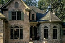 House Plan Design - Country Exterior - Front Elevation Plan #927-502