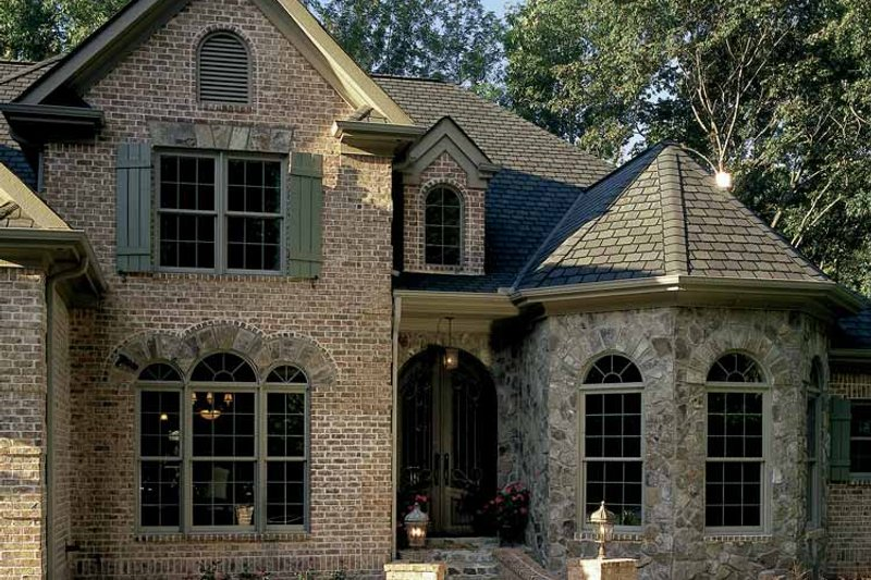 Country Exterior - Front Elevation Plan #927-502 - Houseplans.com