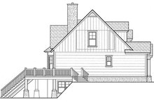 Home Plan - Log Exterior - Other Elevation Plan #417-564