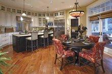 House Plan Design - Country Interior - Kitchen Plan #132-483