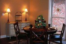 Home Plan Design - European Interior - Dining Room Plan #430-53