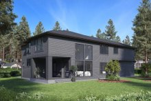 Traditional Exterior - Other Elevation Plan #1066-75
