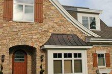 House Plan Design - Craftsman Exterior - Front Elevation Plan #928-170