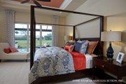 Mediterranean Style House Plan - 3 Beds 4.5 Baths 3394 Sq/Ft Plan #930-457 Interior - Master Bedroom
