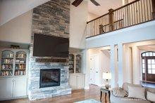 House Plan Design - Great Room