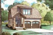 Craftsman Style House Plan - 3 Beds 2.5 Baths 1890 Sq/Ft Plan #17-2221