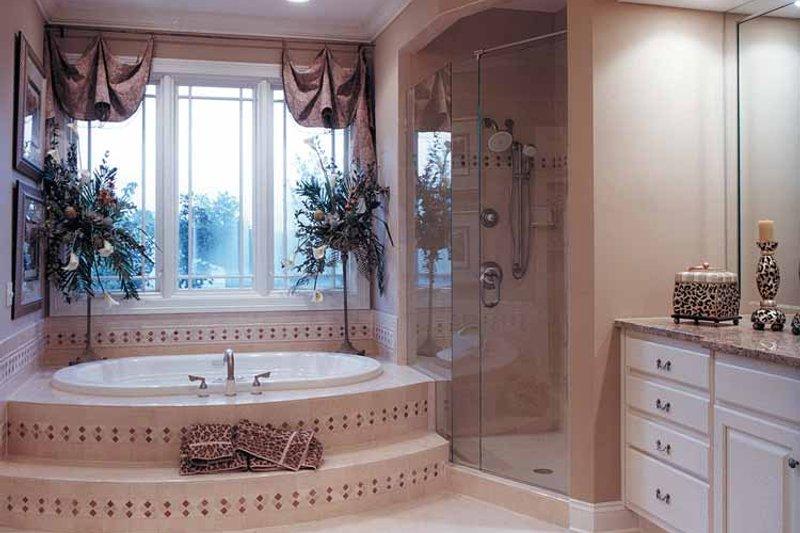 Country Interior - Bathroom Plan #46-687 - Houseplans.com