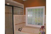 Country Interior - Master Bathroom Plan #44-155