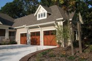 Craftsman Style House Plan - 3 Beds 2.5 Baths 2325 Sq/Ft Plan #927-2 Exterior - Front Elevation