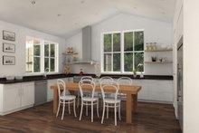 House Design - Ranch Interior - Kitchen Plan #888-4