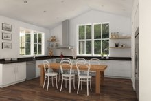 Dream House Plan - Ranch Interior - Kitchen Plan #888-4